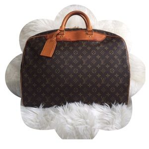 ✨💕 Louis Vuitton 💕Alize 24 Heures Travel Luggage